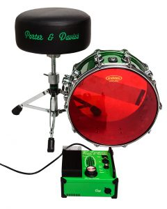 BC-X Rig & Bass Drum